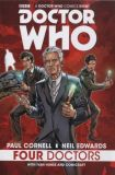 Doctor Who: Comics Event (2016) TPB 01: Four Doctors