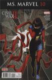 Ms. Marvel (2016) 10: Civil War II