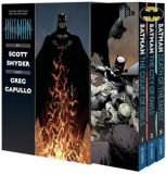 Batman (2012) by Scott Snyder and Greg Capullo TPB 1-3 im Schuber