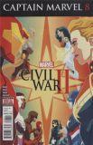 Captain Marvel (2016) 08: Civil War II