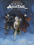 Avatar the Last Airbender: Smoke and Shandow - Library Edition HC