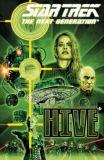 Star Trek Comicband (2009) 13: The Next Generation - Hive
