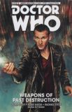 Doctor Who: The Ninth Doctor (2015) TPB 01: Weapons of Past Destruction