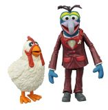 The Muppets Collectible Action Figures: Gonzo & Camilla