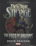 Doctor Strange: The Fate of Dreams (2016) HC [Roman]