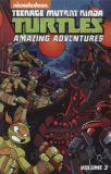 Teenage Mutant Ninja Turtles Amazing Adventures (2015) TPB 03