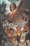 Attack on Titan Anthology (2016) HC [Previews Exclusive Variant Cover]