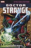 Doctor Strange: Epic Collection (2016) TPB 03: A Separate Reality
