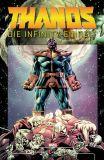 Marvel Exklusiv HC 121: Thanos - Die Infinity-Einheit