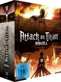Attack on Titan Vol. 01 [Blu-ray - Limited Edition im Sammelschuber]