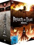 Attack on Titan Vol. 01 [DVD - Limited Edition im Sammelschuber]