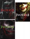 Batman: Damned (2018) 1-3 im Set [Variante A - 3x Lee Bermejo Cover]