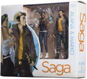 Saga - Alana & Marko 2-Pack Action-Figure Set