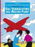 Die Abenteuer von Jo, Jette und Jocko Band 03: Das Vermächtnis des Mister Pump