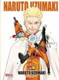 Naruto Uzumaki Artbook 3