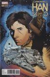 Han Solo (2016) 05 (Joelle Jones Variant Cover)