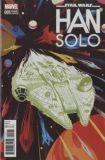 Han Solo (2016) 05 (Del Mundo Millennium Falcon Variant Cover)