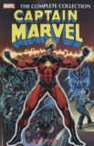 Captain Marvel by Jim Starlin: The Complete Collection TPB