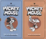 Mickey Mouse by Floyd Gottfredson Slipcase mit Vol. 9+10