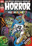 Das grosse grässlich-gruselige Horror Ausmalheft 01