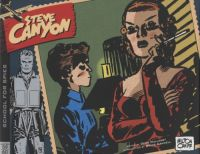 Steve Canyon HC 07: 1959-1960 - School for Spies