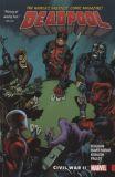 Deadpool (2016) TPB 05: World's Greatest - Civil War II