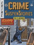 EC Archives: Crime SuspenStories HC 02