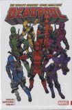Deadpool (2016) Deluxe HC 01: Worlds Greatest