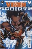 Justice League of America: Vixen - Rebirth (2017) 01