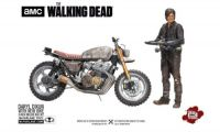 The Walking Dead TV Series: Daryl with Custom Bike - Deluxe Boxed Set
