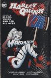 Harley Quinn (2013) HC 06: Black, White and Red all over