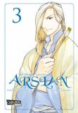 The Heroic Legend of Arslan 03