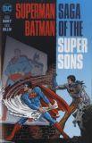 Superman/Batman: Saga of the Super Sons (2017) TPB