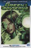 Green Lanterns (2016) TPB 01: Rage Planet