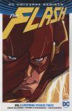 The Flash (2016) TPB 01: Lightning strikes twice