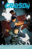 Grayson Megaband (2016) 02: Krieg der Spione