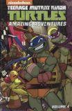 Teenage Mutant Ninja Turtles Amazing Adventures (2015) TPB 04