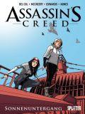 Assassins Creed (Book) 02: Sonnenuntergang