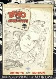 Alex Toths Bravo for Adventure - Artists Edition (2017) HC