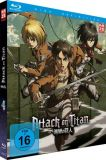 Attack on Titan Vol. 04 [Blu-ray]