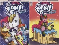 My Little Pony: Friendship is Magic (2012) Deviations One-Shot