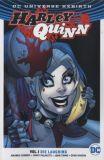Harley Quinn (2016) TPB 01: Die laughing