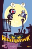 Nighthawk (2017) SC: Stadt in Flammen [Variant-Cover-Edition]