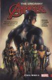 The Uncanny Avengers (2016) TPB 03: Unity - Civil War II
