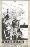 Seven to Eternity (2016) Giant-Sized Artist's Proof Edition 1&2