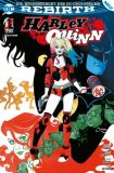 Harley Quinn (2017) 01: Zombie-Attacke