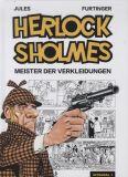 Herlock Sholmes - Meister der Verkleidungen Integral 01