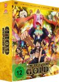 One Piece - 12. Film: One Piece Gold [Blu-ray, 3D-Blu-ray und DVD Limited Edition]