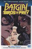 Batgirl and the Birds of Prey (2016) TPB 01: Who is Oracle?