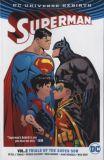 Superman (2016) TPB 02: Trials of the Super Son